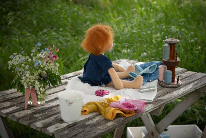 Summer Sewing | Atelier Björkåsa